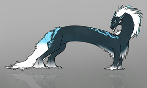 Eastern Dragon Auction (CLOSED) by VeeSama