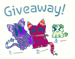 Giveaway!! by bamboocath