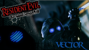 Resident Evil:Vector by Killer103