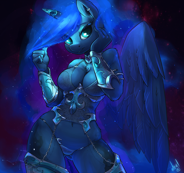 Night Mare by atryl
