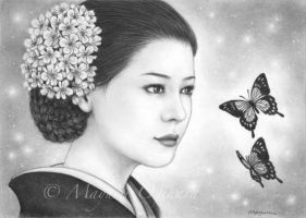 Madame Butterfly by MayumiOgihara