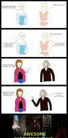OUAT: Elsa and Anna's parents taught them well... by DemianDillers