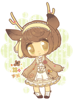 a: forest girl 1 [closed!] by pepaaminto