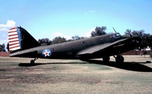 B-18A at Cannon AFB by F16CrewChief