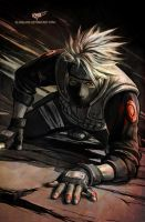 Kakashi Sensei - Until the very end by KejaBlank