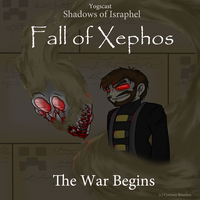 Old Cover Art - Colored Chapter Art - Dark Xephos by DordtChild