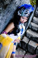 Zhen Ji - Dynasty Warriors 6 by ardenilia