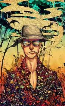 Fear and Loathing by kaiser-mony