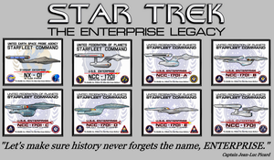 The Enterprise Legacy by viperaviator