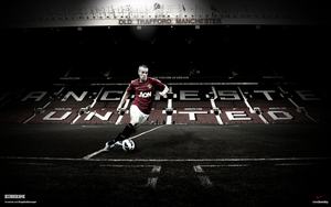 Tom Cleverley by destroyer53