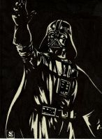 DARTH VADER by Crownflame