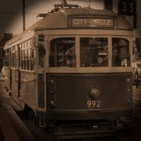 Melbourne Tram 1 by JolanthusTrel