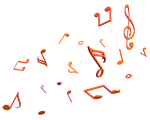 Music Notes Render by Taz09