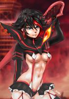 15Sep-Ryuko-by-Arachan by AraSFwitch