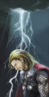 THOR by milkisall