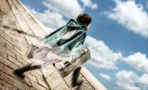 Eren Jager from Shingeki no Kyojin by Zakane