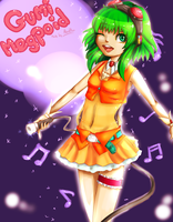 Vocaloid- Gumi by Andri-xxx