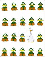 Duck, Duck, Goose by OHea