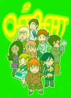 sd offbeat cast by wulfmune