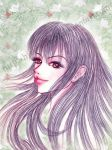 +Kagome+Fan art+ by Hisui-camui
