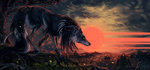 Dying Sun by Tatchit