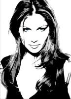 Leatitia Casta Vector :: 01 by FL1P51D3