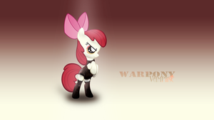 WarPONY - Vampire Bloom by Elalition