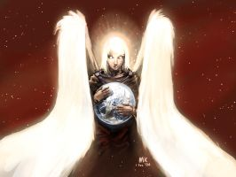 Homeworld: Guardian Angel by MK01
