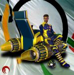 Lounge Chair Racer by Raddar