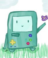 .::-Beemo-::. by Geellick