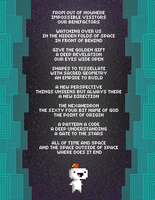 FEZ - The Tome Artifact by Running-Ricketts