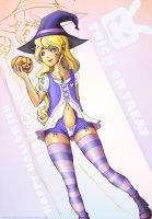 Halloween 2009 complete by Kawaii-Factory