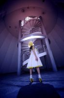 Rin kagamine by Queen-Orange