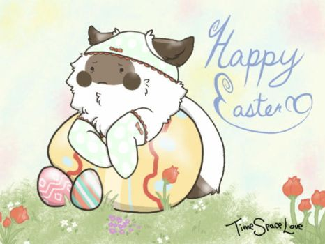 Happy Easter Everyone by timespacelove