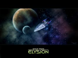 Star Trek Elysion by diebutterfliege