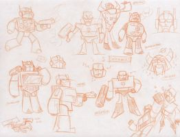 Transformers deformed 1 by dfridolfs