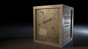 Crate by 4f6f3b
