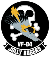 Jolly Rogers Patch by totallynotabronyFIM