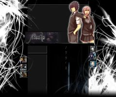 Noctis Lucis Caelum - Youtube Background by MidNightMoonXxX