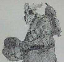 Pyro Stipple by KuroHeta
