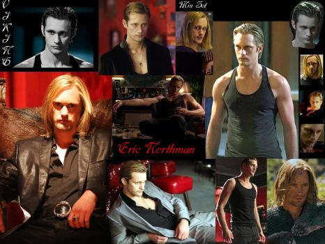 Eric Northman Wallpaper by ForsakenGrave89