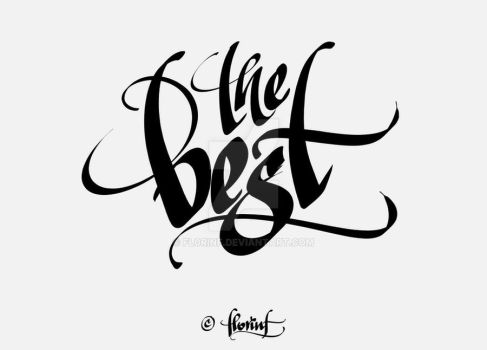 the best by FL0RINF