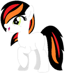 My new Earth Pony OC Color Splatter by LR-Studios