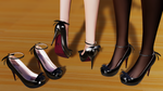 [DL] MMD High Heels Download by iRon0129