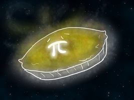 Its Pi Day! by MeowTownPolice