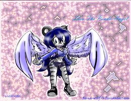 Finished request: Lisa the panda-angel by Reina-wOlf