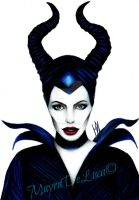 Maleficent by pensierimorti