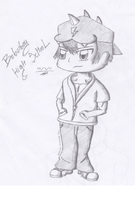 1st boboiboy season2 drawing by afifmizu