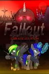 Fallout Equestria: The Rejected Ones by X-BlackPearl-X