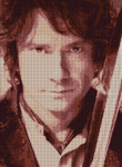 Bilbo Baggins Cross Stitch Pattern Preview by shingorengeki